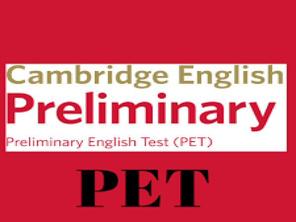 ĐỀ THI TIẾNG ANH CAMBRIDGE PET LISTENING TEST 8